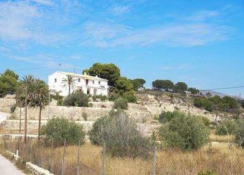 Thumbnail 9 bed cottage for sale in La Vila Joiosa/Villajoyosa, Alicante, Spain