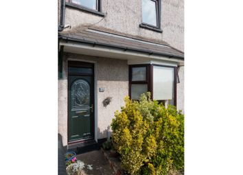 Thumbnail 3 bed terraced house for sale in Brynderwen Road, Newport