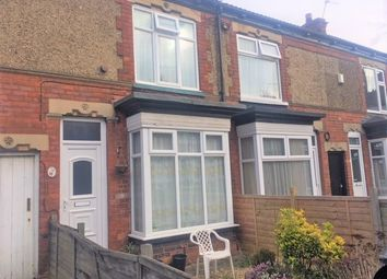 Thumbnail 2 bed terraced house for sale in Lanark Street, Perth Street, Hull