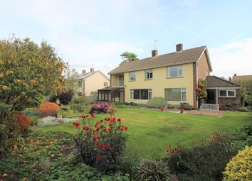 Thumbnail 4 bed detached house for sale in Stokefield Close, Thornbury, Bristol
