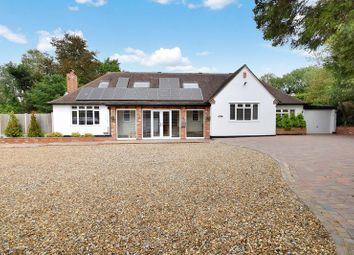 Thumbnail 4 bed detached bungalow for sale in Ford Green Road, Burslem, Stoke-On-Trent