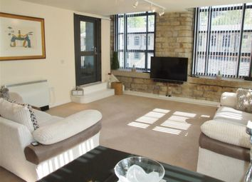 Thumbnail 1 bed flat for sale in Quarry Bank Mill, Stoney Lane, Longwood, Huddersfield