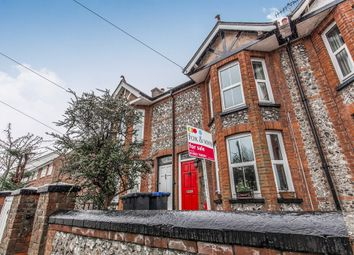 Thumbnail 3 bed terraced house for sale in West Street, Sompting, Lancing