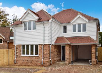 Thumbnail 4 bed detached house for sale in Harwoods Lane, East Grinstead