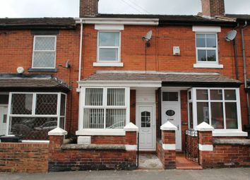 Thumbnail 2 bed terraced house for sale in Oxford Road, May Bank, Newcastle-Under-Lyme