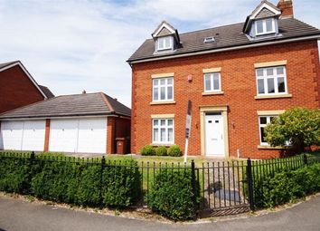 Thumbnail 5 bed property to rent in Lauriston Park, Leckhampton, Cheltenham