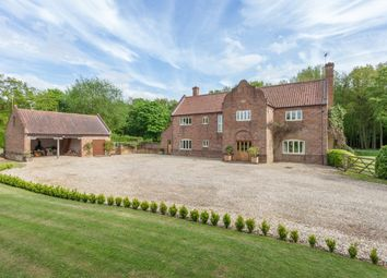 Thumbnail 5 bed detached house for sale in Weasenham, King's Lynn
