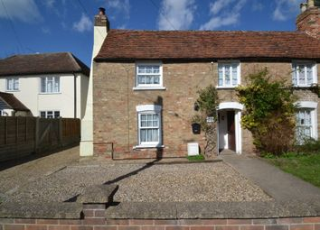 Thumbnail 2 bedroom cottage for sale in Head Lane, Great Cornard, Sudbury