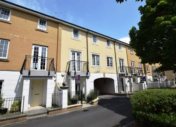 Thumbnail 3 bed town house for sale in London Square, Portishead, Bristol