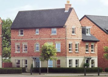 "Thumbnail 3 bed end terrace house for sale in ""Brentwood"" at Harbury Lane, Heathcote, Warwick"