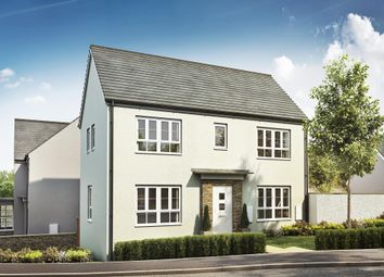 """Thumbnail 3 bed detached house for sale in """"Ennerdale"""" at Kimlers Way, St. Martin, Looe"""