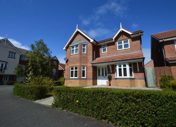 Thumbnail Detached house to rent in New Heyes, Neston