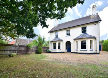 Thumbnail 5 bed detached house for sale in Forest Road, Binfield, Berkshire