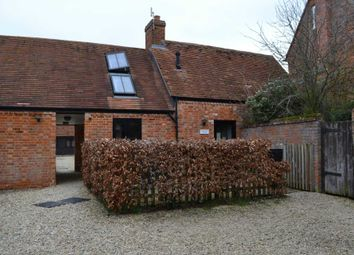 Thumbnail 1 bed barn conversion to rent in Bicester Road, Brill, Aylesbury