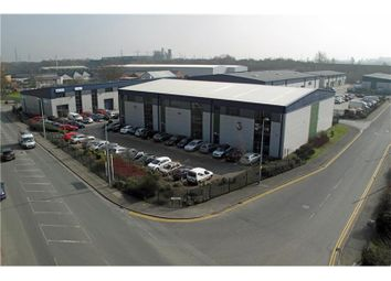 Thumbnail Warehouse to let in Fairhills Trading Estate, Fairhills Road, Irlam, Manchester, Greater Manchester, UK
