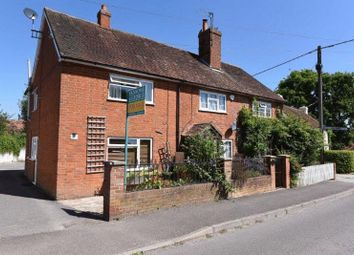 Thumbnail 2 bed semi-detached house to rent in Goddards Lane, Sherfield-On-Loddon, Hook