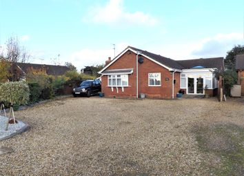 Thumbnail 4 bed detached bungalow for sale in Highstock Lane, Gedney Hill, Spalding