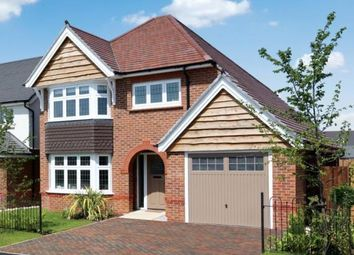 Thumbnail 3 bedroom detached house for sale in The Avenue, Wilton, Wiltshire
