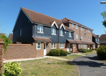 Thumbnail 3 bed end terrace house to rent in Poppy Walk, Hatfield