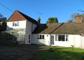 Thumbnail 3 bed semi-detached house for sale in Fyning Lane, Terwick Common, Rogate, Hampshire