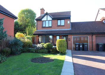 Thumbnail 3 bed detached house to rent in Crothall Close, Palmers Green, London