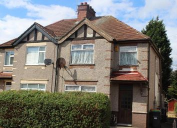 Thumbnail 3 bed semi-detached house for sale in Stuart Street, Sutton-In-Ashfield