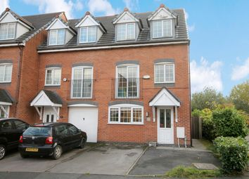 Thumbnail 4 bed town house for sale in Shillingford Road, Farnworth, Bolton