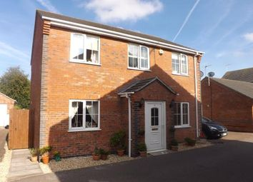 Thumbnail 4 bed detached house for sale in Gibson Way, Alford