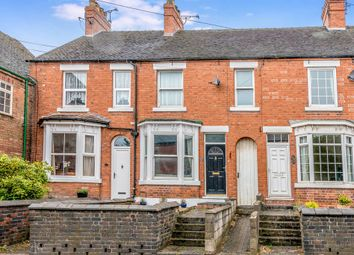 Thumbnail 2 bed terraced house for sale in Stone Road, Uttoxeter