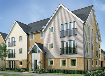 Thumbnail 1 bed flat for sale in Riverside View, New Quay Road, Lancaster, Lancashire