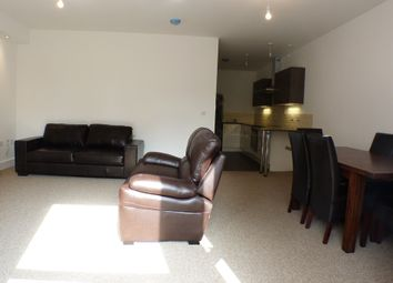 Thumbnail 1 bed flat to rent in St James Crescent, Uplands