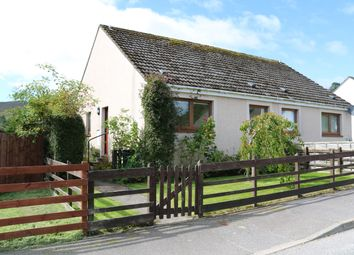 Thumbnail 1 bed semi-detached bungalow for sale in Murray Square, Lochcarron