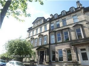 Thumbnail 1 bed flat to rent in Dundonald Road, Glasgow
