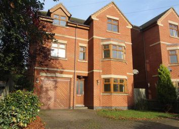 Thumbnail 5 bed detached house for sale in Main Street, Kirby Muxloe, Leicester