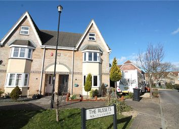Thumbnail 4 bed semi-detached house for sale in The Russets, Portishead, North Somerset