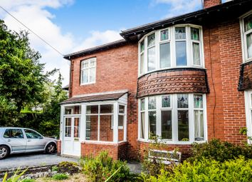 Thumbnail 4 bed semi-detached house to rent in Caddington Road, Chorlton Cum Hardy, Manchester