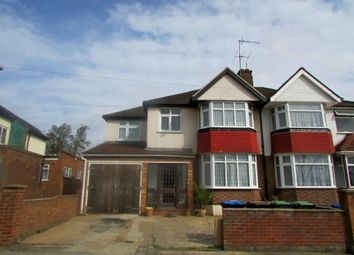 Thumbnail 2 bed flat to rent in Bridgewater Road, Wembley, Middlesex
