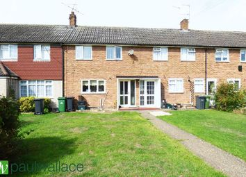 Thumbnail 2 bed terraced house to rent in Clement Road, Cheshunt, Waltham Cross