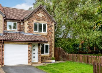 Thumbnail 3 bed semi-detached house to rent in Hookstone Grange Court, Harrogate, North Yorkshire