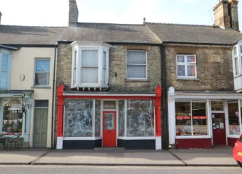 Thumbnail Retail premises for sale in 19 High Street, Brandon, Suffolk