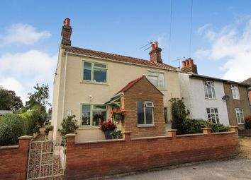 Thumbnail 3 bed cottage for sale in Low Bungay Road, Loddon, Norwich