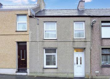 Thumbnail 3 bed terraced house for sale in Twthill, Caernarfon, Gwynedd
