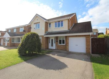 Thumbnail 4 bed detached house for sale in Shearwater, Whitburn, Sunderland