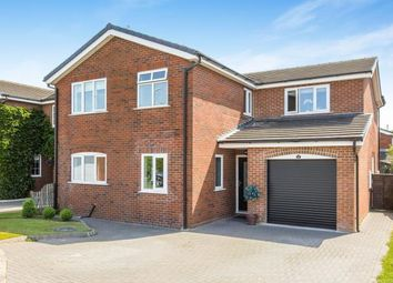 Thumbnail 4 bedroom detached house for sale in Henshall Drive, Sandbach, Cheshire