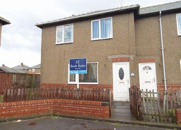 Thumbnail 3 bedroom terraced house for sale in Horton Place, Blyth