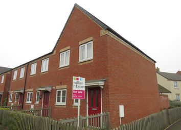 Thumbnail 2 bed end terrace house for sale in Rhone Walk, Spalding