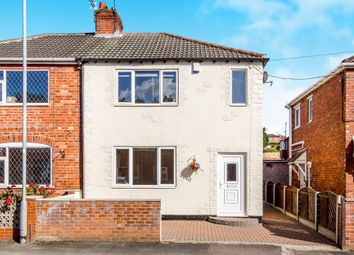 Thumbnail 2 bed semi-detached house for sale in Weetworth Avenue, Castleford