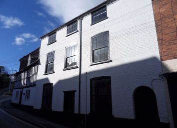 Thumbnail 1 bedroom flat to rent in Welch Gate, Bewdley