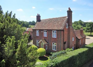 Thumbnail 3 bed detached house for sale in Swallowfield Road, Arborfield