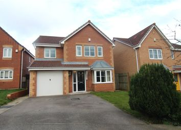 Thumbnail 4 bed detached house for sale in Winford Grove, Wingate, Durham